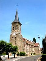 Église Saint Denis.
